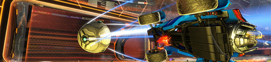 Rocket League PS4 PlayStation Plus