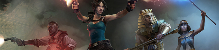 Lara Croft and the Temple of Osiris PS4 PlayStation Plus