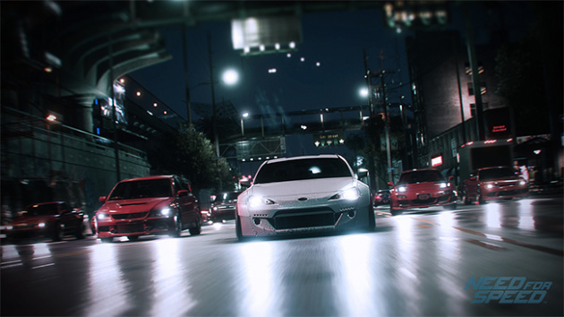 Need for Speed PS4 PlayStation 4 2
