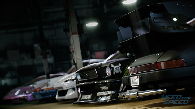 Need for Speed PS4 PlayStation 4 3