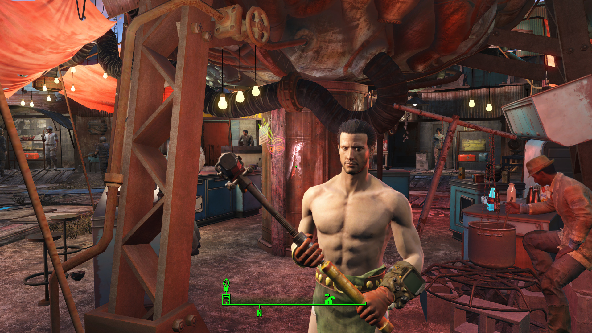 Fallout 4 PS4 Character Builds That Will Keep You Alive and