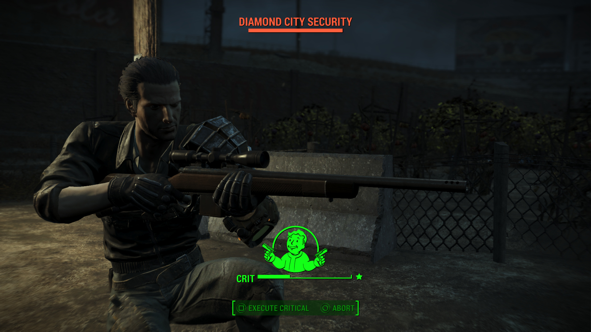 Fallout New Vegas Survival Sniper Build