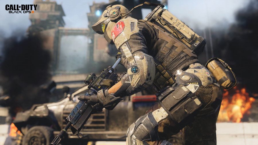 Call of Duty Black Ops III PS4 PlayStation 4 Multiplayer Tips