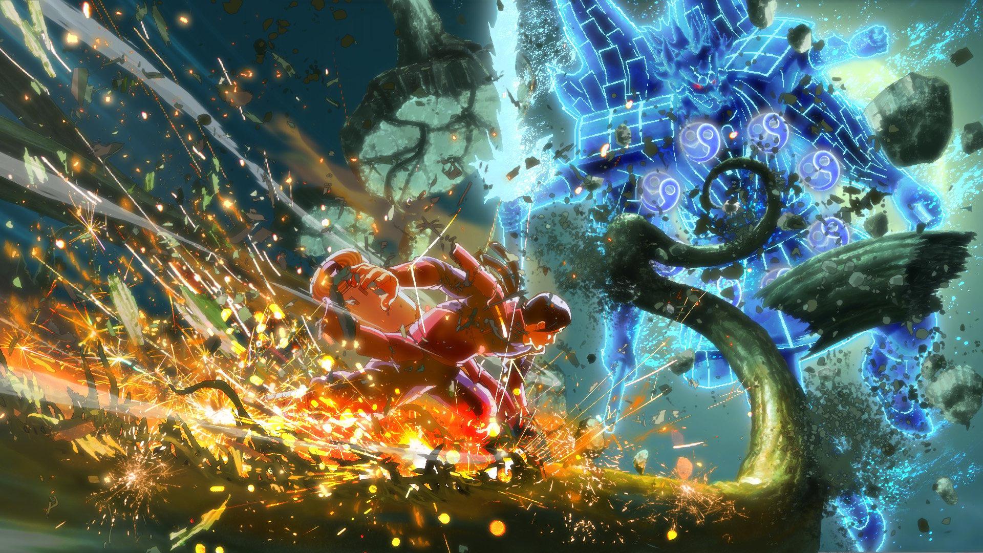 Naruto Shippuden: Ultimate Ninja Storm 4 Conjures a