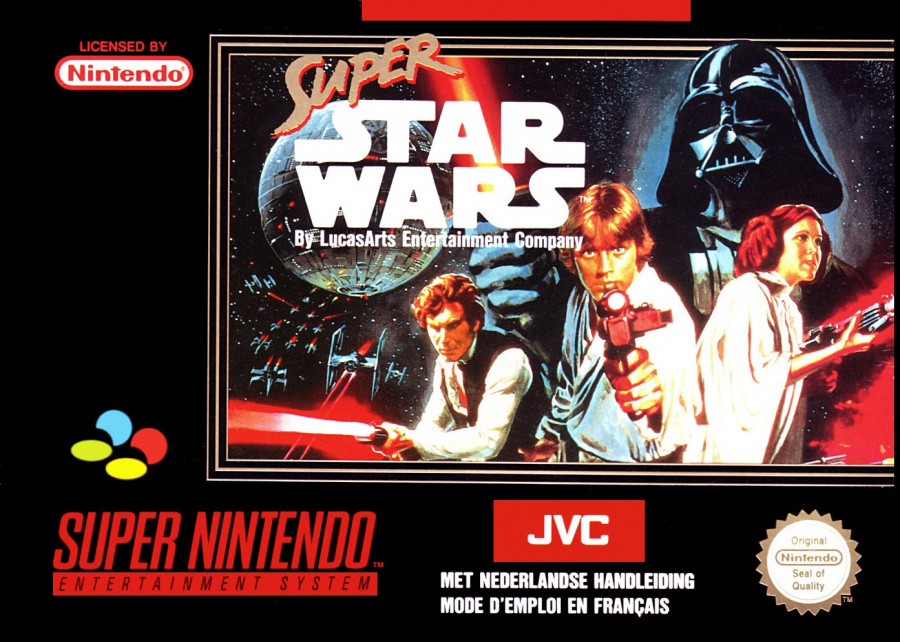Super Star Wars PS4 PlayStation 4 1