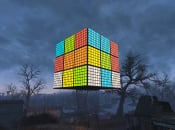 Someone Made a Working Rubik's Cube in Fallout 4