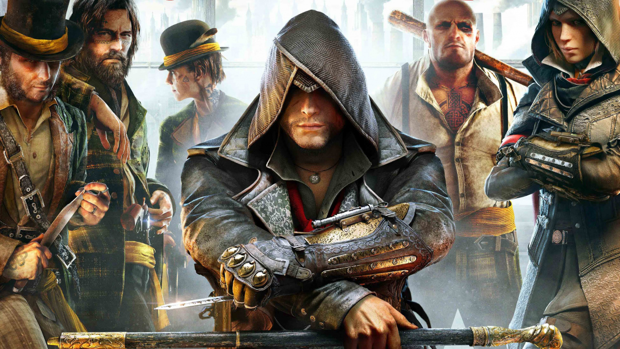 UK Sales Charts: Assassin's Creed Syndicate Loses Its Halo ...