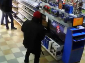 PS4 Perv Slaps the Salami Over System in Store