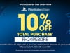 You Can Get 10 Per Cent Off PlayStation Store Purchases with This Voucher