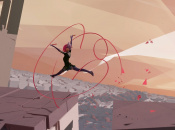 Bound Is a Bonkers Balletic Platformer for PS4 by Plastic and Sony Santa Monica