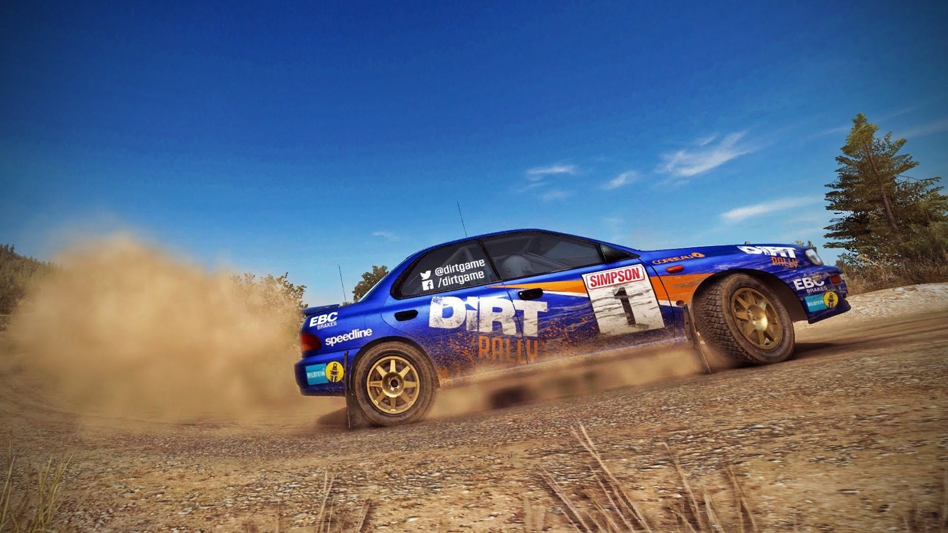 dirt rally looks set to make a mess on ps4 push square. Black Bedroom Furniture Sets. Home Design Ideas