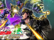 JoJo's Bizarre Adventure Focuses Its Eyes of Heaven on PS4