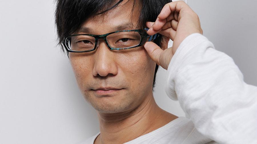 Hideo Kojima PS4 PlayStation 4 Sony 1