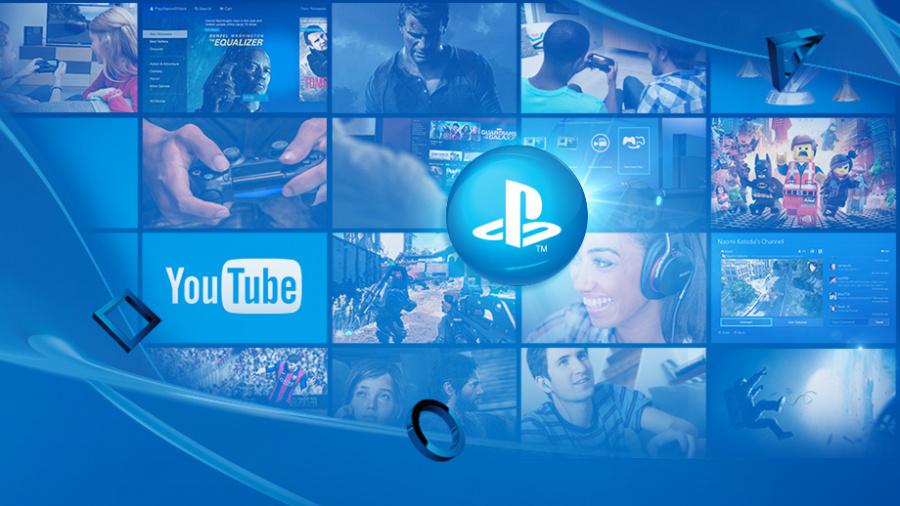 PlayStation Network PSN Sony PS4 PS3 Vita