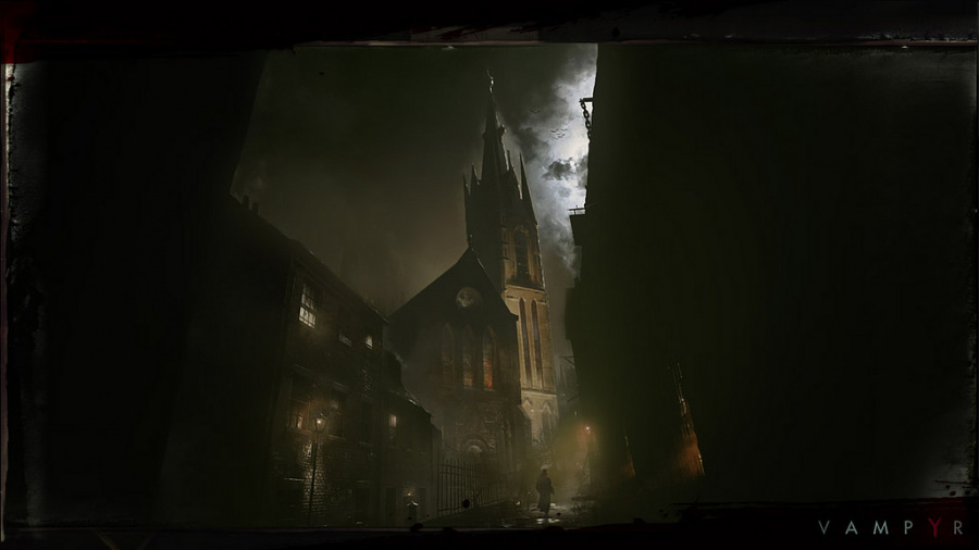 Vampyr PS4 playStation 4 1