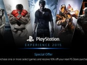 Buy a PS4 Game and Get 10 Per Cent Off Your Next Purchase