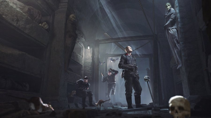 Wolfenstein: The Old Blood PS4 PlayStation 4 1