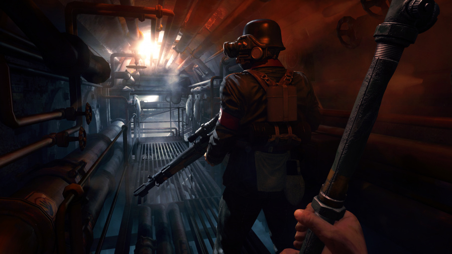 Wolfenstein: The Old Blood PS4 PlayStation 4 3