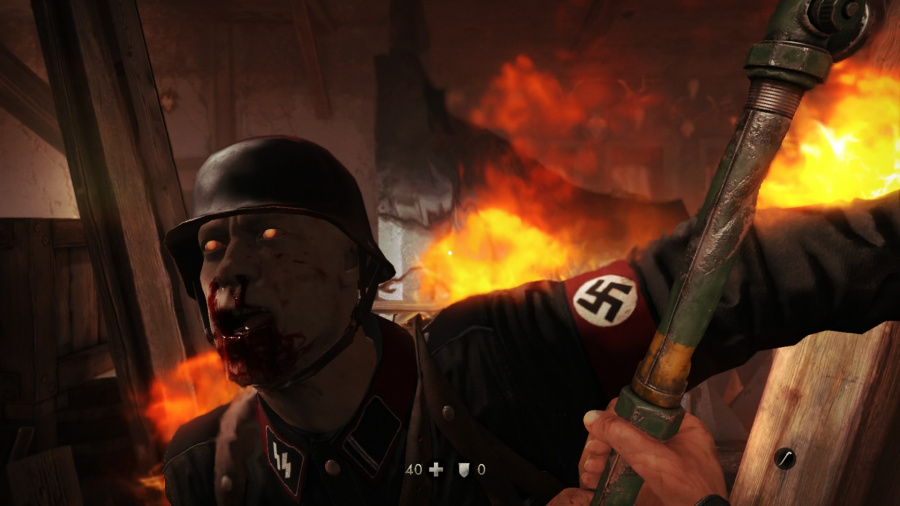 Wolfenstein: The Old Blood PS4 PlayStation 4 4