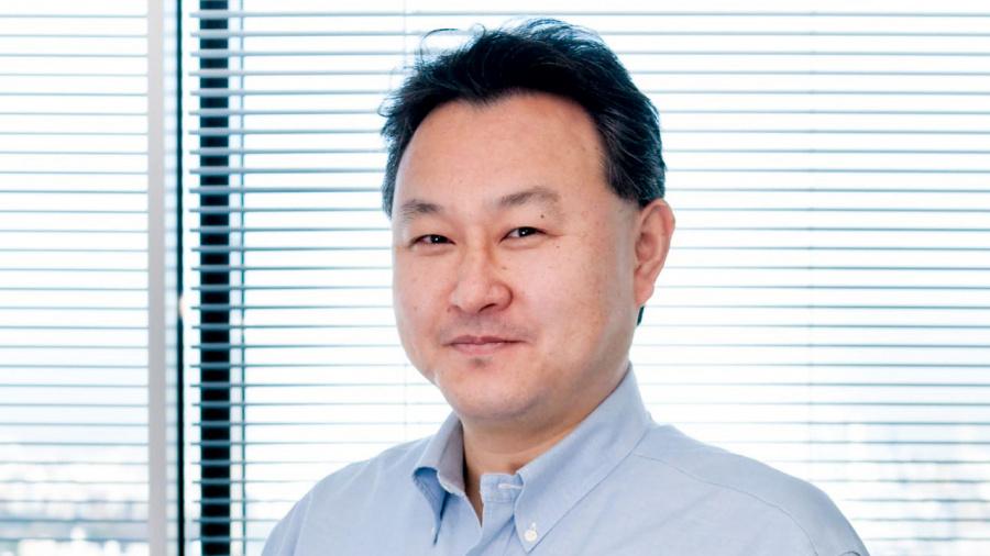 Shuhei Yoshida PS4 PlayStation 4 1