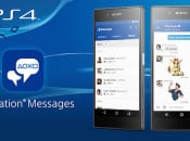 Stay in Touch with PlayStation Messages App for iOS, Android