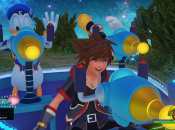 Warm Your Kingdom Hearts with 5 Minutes of PS4 Footage