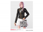 Final Fantasy XIII's Lightning Is a Louis Vuitton Fashion Model Now