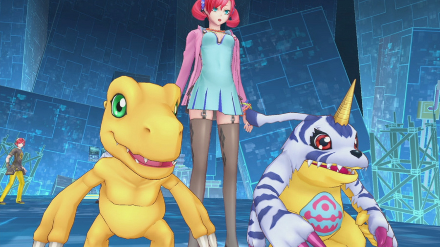Digimon Cyber Sleuth PlayStation 4 PS4 2