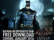 New Batman DLC Flies onto PS4 from 26th January