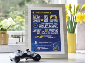 Sony Marks PlayStation Plus' Five Year Anniversary with Stats Plaques for Lifers