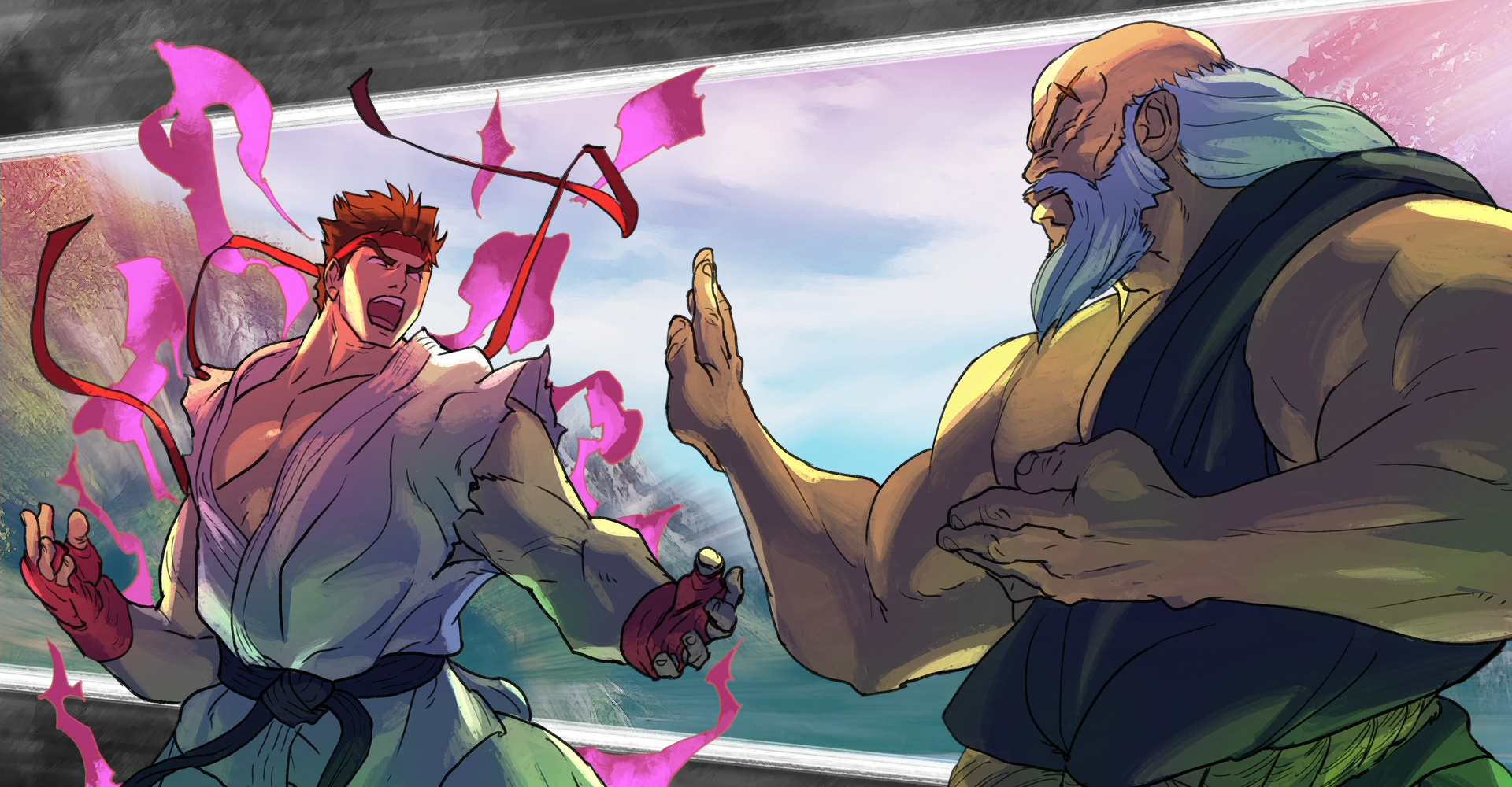 Street Fighter 5 Getting A Free Story Expansion In June
