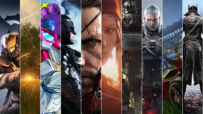 Video the 10 best playstation games of 2015 push square