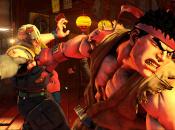 Epic Street Fighter 5 CG Trailer Brawls In