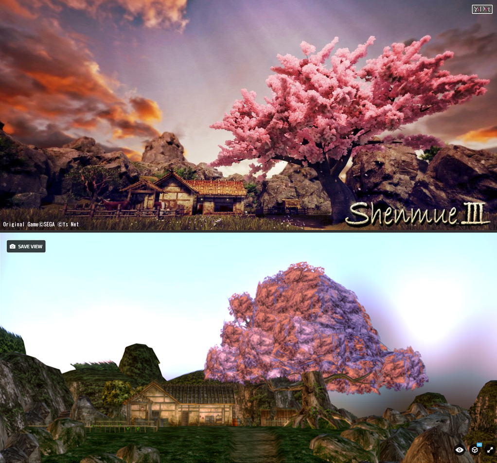 Shenmue 3 screens and Magic Monaco clips show off lovely environments