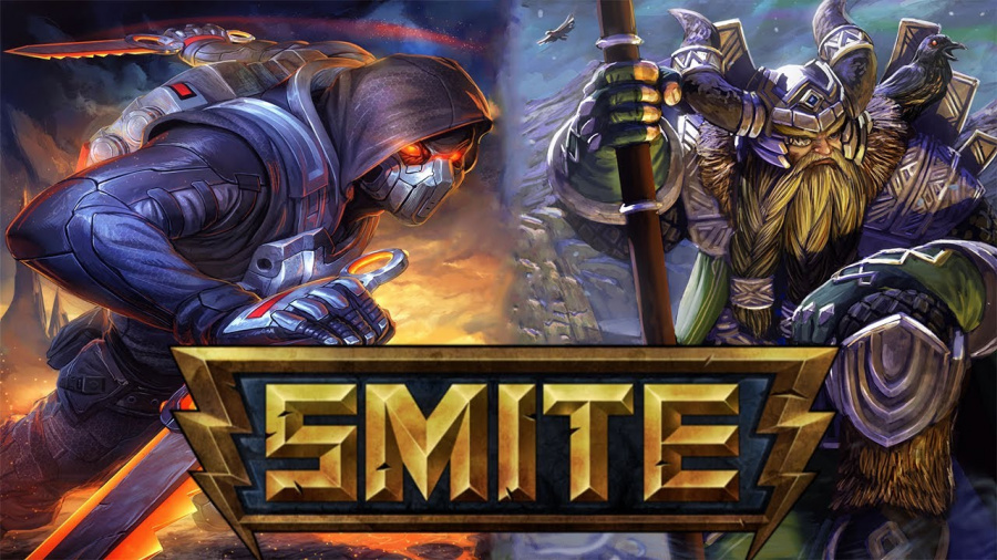SMITE PS4 PlayStation 4 1