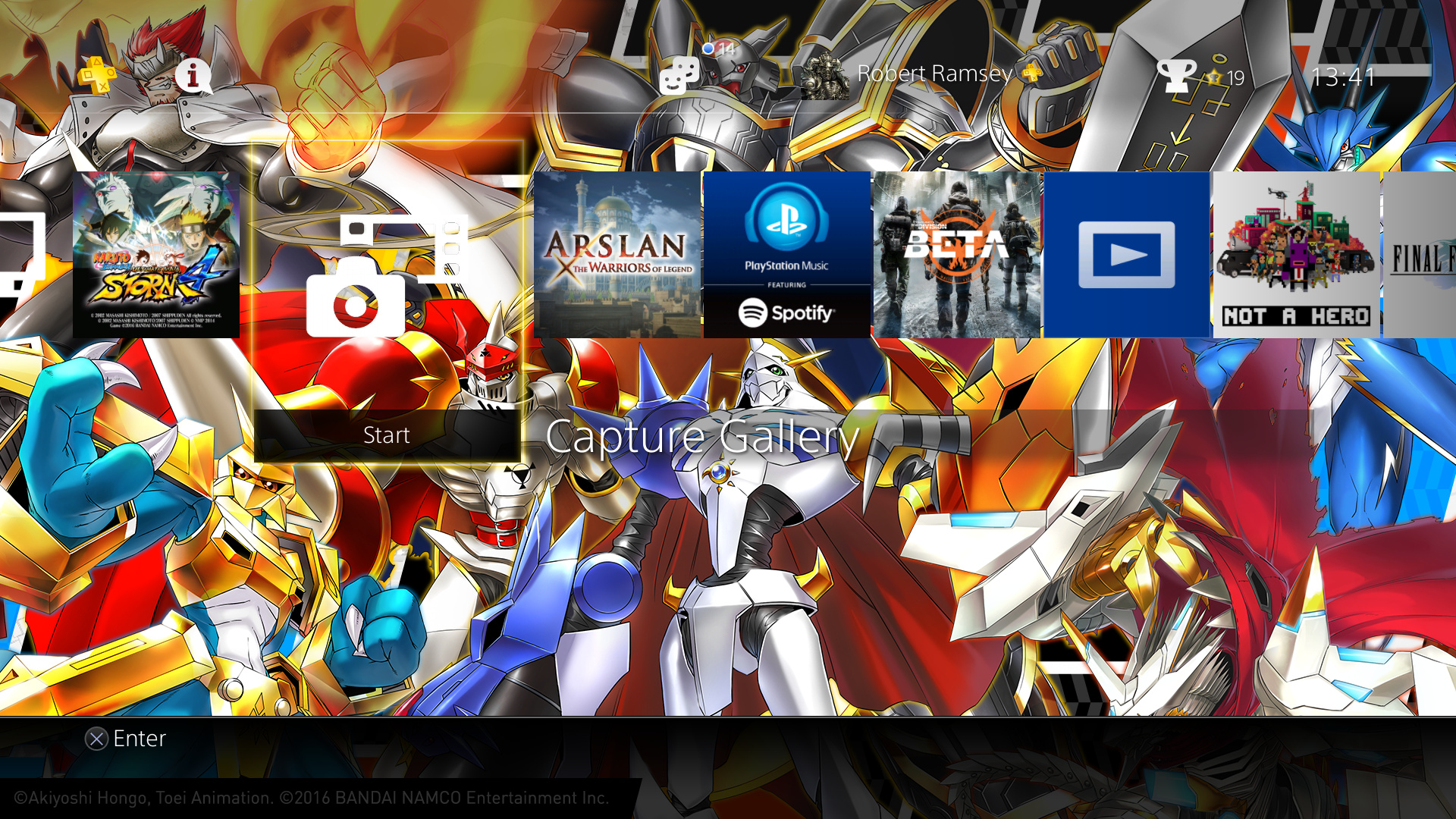 These Digimon Story Cyber Sleuth Ps4 Themes Sure Are Pretty Push