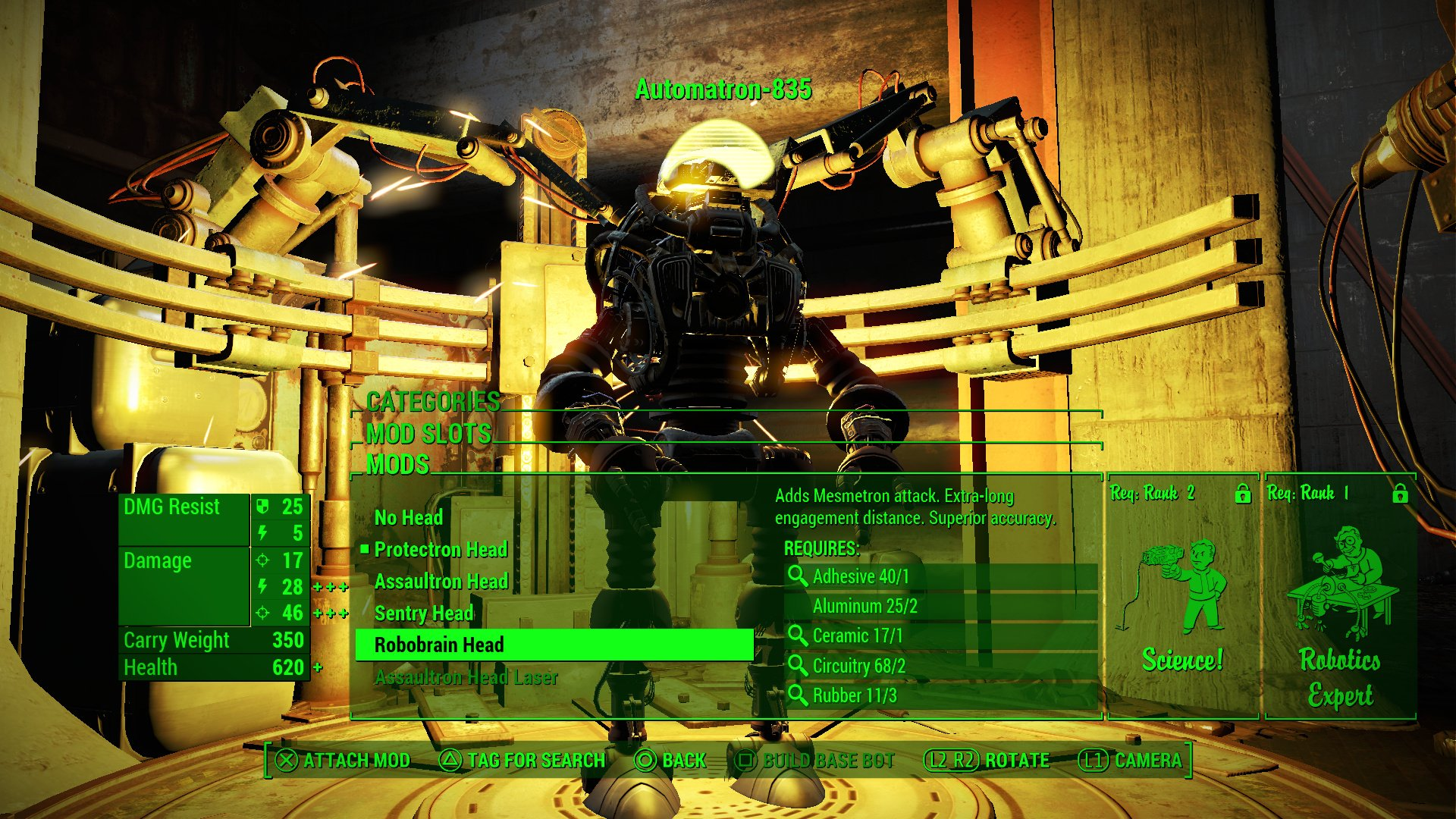 How to Build the Best Robot Buddies in Fallout 4: Automatron - Guide