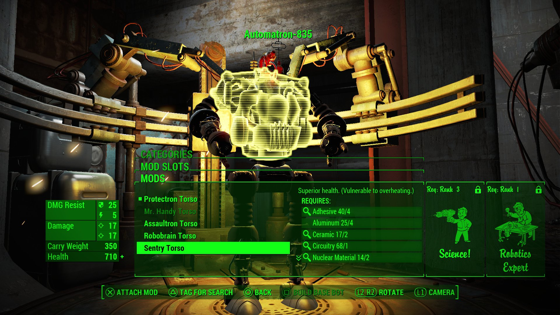 How to Build the Best Robot Buddies in Fallout 4: Automatron
