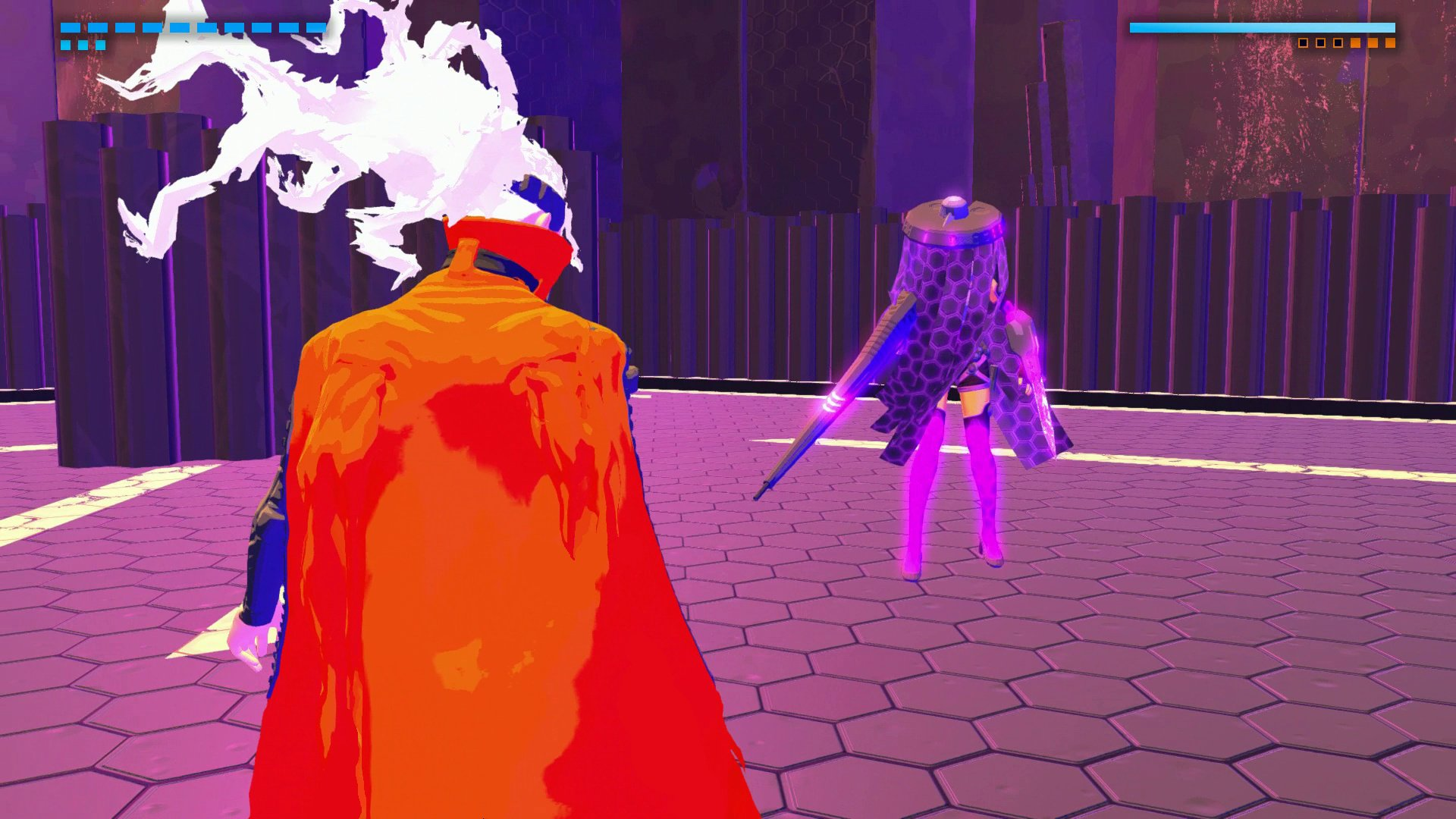 Interview: A Chat About Furi, One of PS4's Most Promising ...