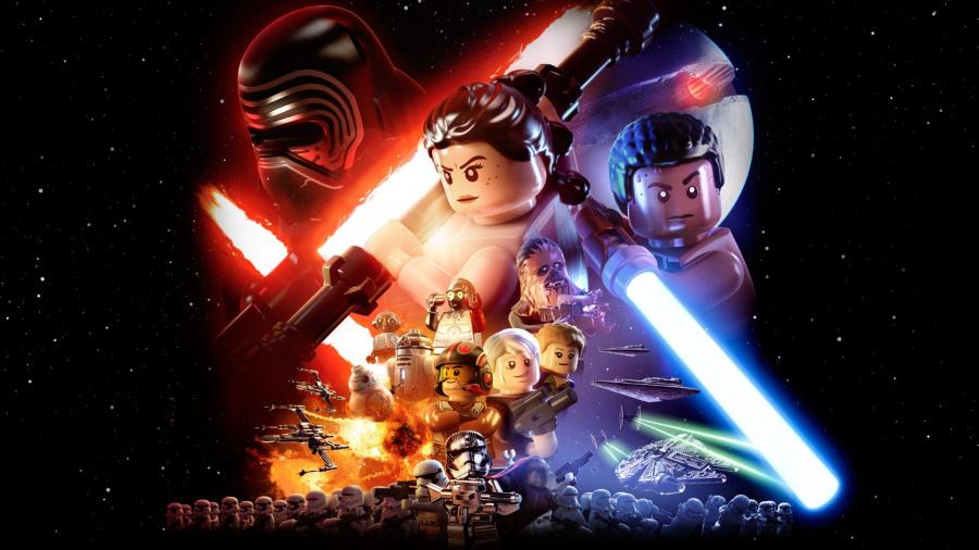LEGO Star Wars PS4 PlayStation 4 1