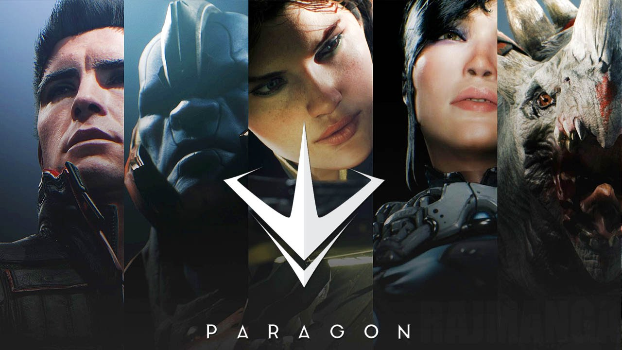 Live: Watch Us Put Epic Games' PS4 MOBA Paragon Through ...