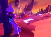 PS4's Furi Continues to Sweat Out Some Great Looking Gameplay