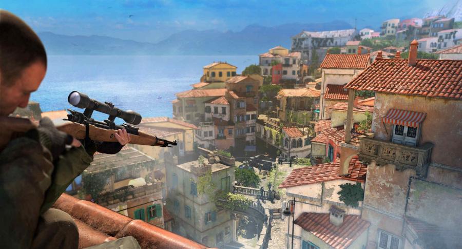 Sniper Elite 3 III PS4 PlayStation 4 1