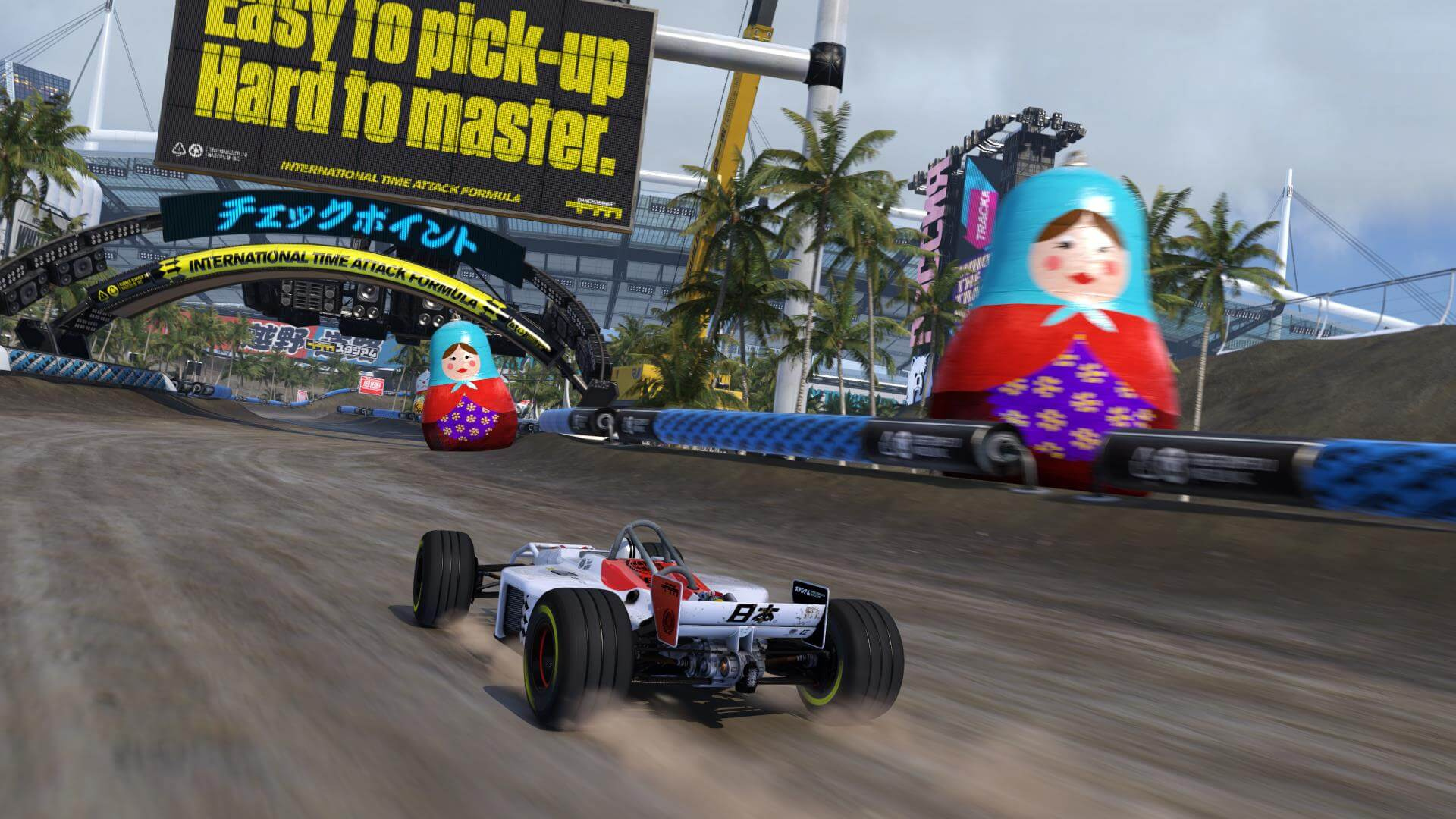 Trackmania Turbo open beta launches on PS4 & Xbox One this Friday