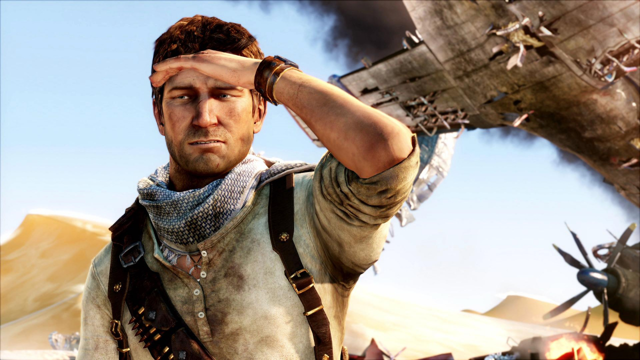 Weirdness: Uncharted Hero Nathan Drake's Killed 1,829 ...