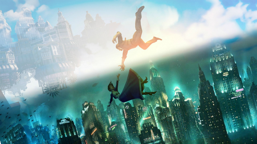BioShock PS4 PlayStation 4 1