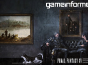 By the Way, Game Informer's Final Fantasy XV Magazine Cover Is Gorgeous
