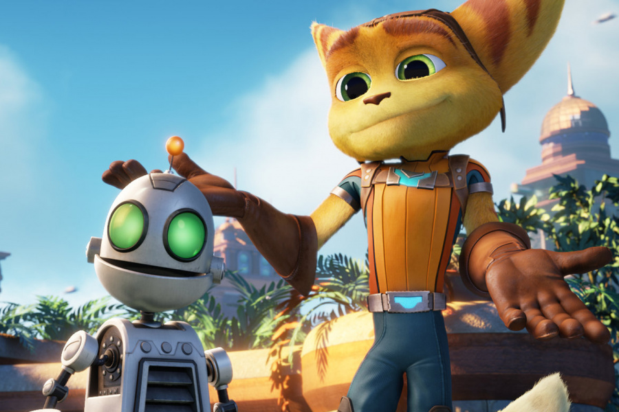 Ratchet & Clank Movie PS4 PlayStation 4 1