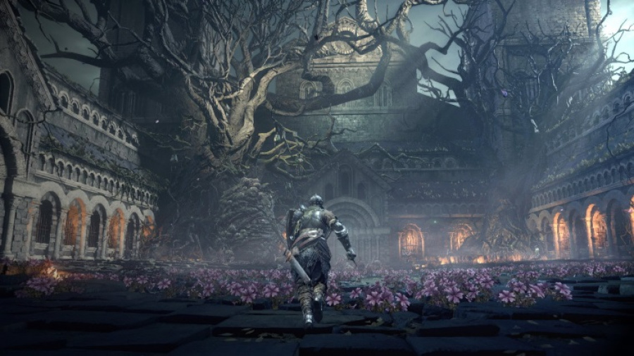 How to Beat Kill Defeat Curse-rotted Greatwood Dark Souls III 3 PS4 PlayStation 4 Guides Tips Help Hints