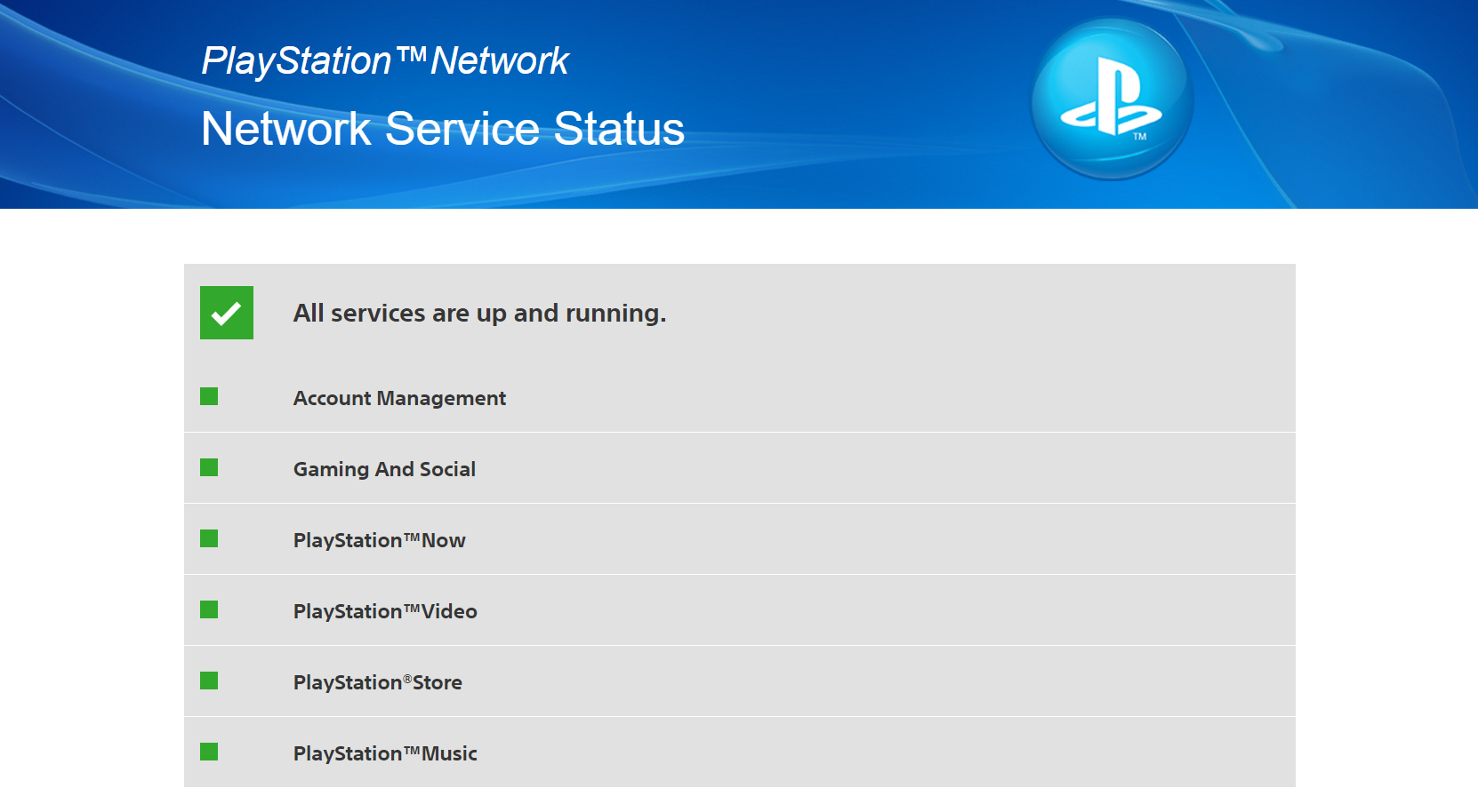 Playstation Network Psn Down Offline Playstation  Ps Guides Status